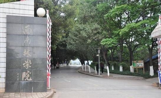 西南林业大学-国内大学校门集锦 云南篇 上